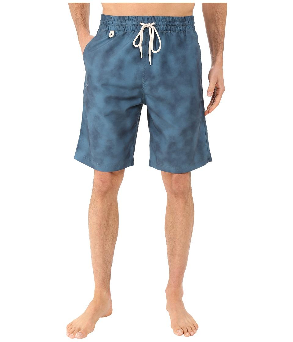 Publish Andersen Boardshorts Navy Mens Swimwear