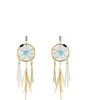 Rebecca Minkoff - Small Dream Catcher Earrings