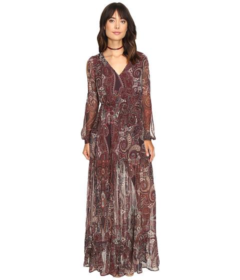 The Jetset Diaries Labyrinth Maxi Dress