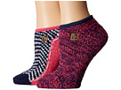 Sperry Top-Sider Cozy Line with Grippers 2-Pair Pack