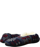 Sperry Top-Sider - Fair Isle Sherpa Slipper Sock