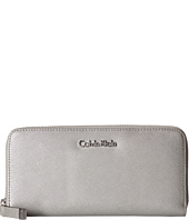 Calvin Klein - Saffiano Zip Continental