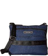 Calvin Klein - CKP Distressed Nylon Messenger