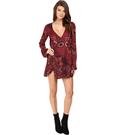 The Jetset Diaries - Kilim Rug Print Mini Dress