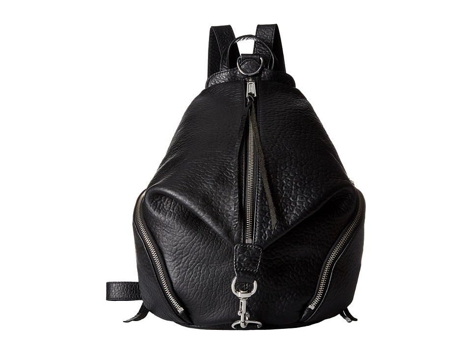 Rebecca Minkoff - Julian Backpack (Black 5) Backpack Bags