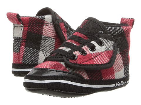 Volley Australia My First Volley (Infant/Toddler) - Red Plaid