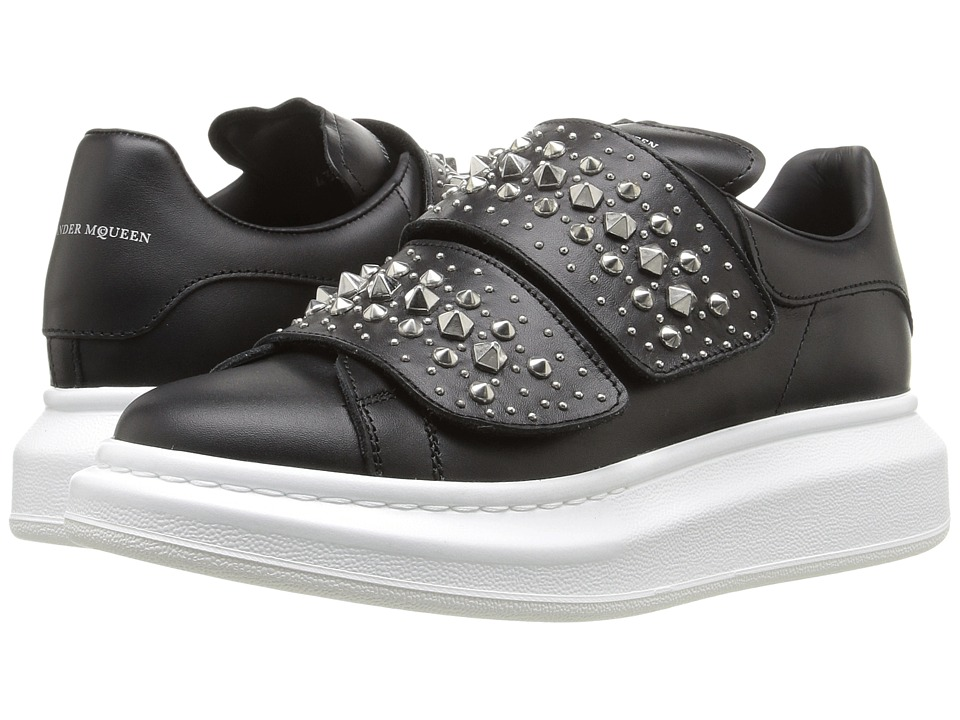 Alexander McQueen Sneake Pelle S.Gomma (Black) Women