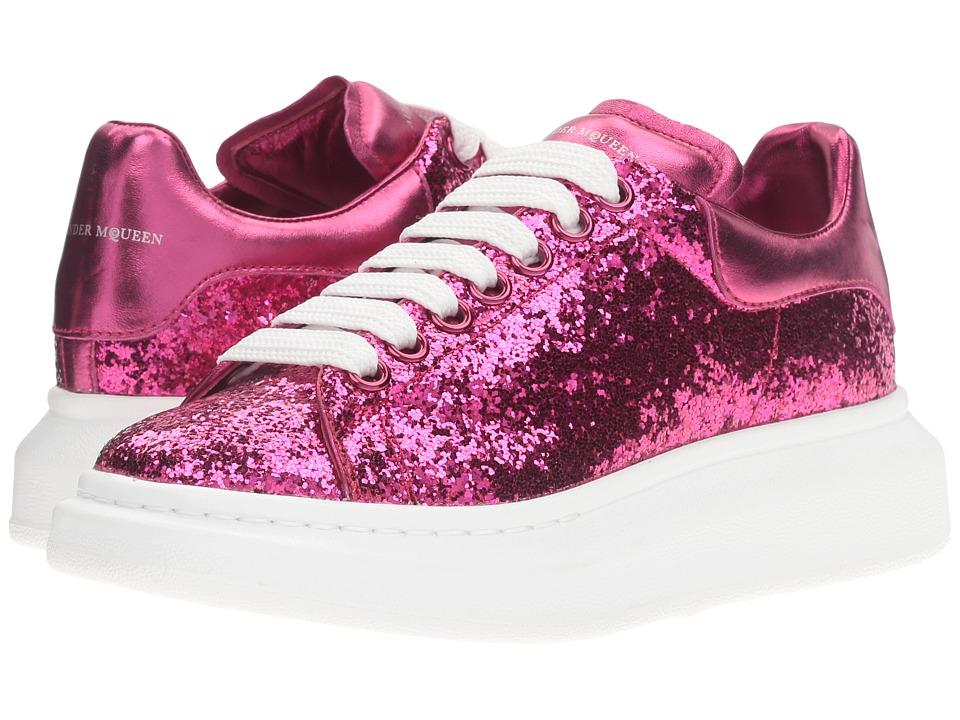 Alexander McQueen Sneaker Tess S.Gomma (Shocking Pink/Shocking Pink/Shocking Pink) Women