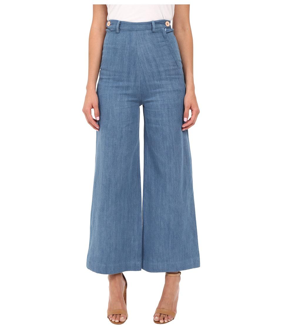 Samantha Pleet Plank Jeans Ultra Womens Jeans