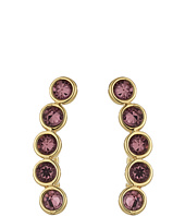 Rebecca Minkoff - Gem Stone Climber Earrings