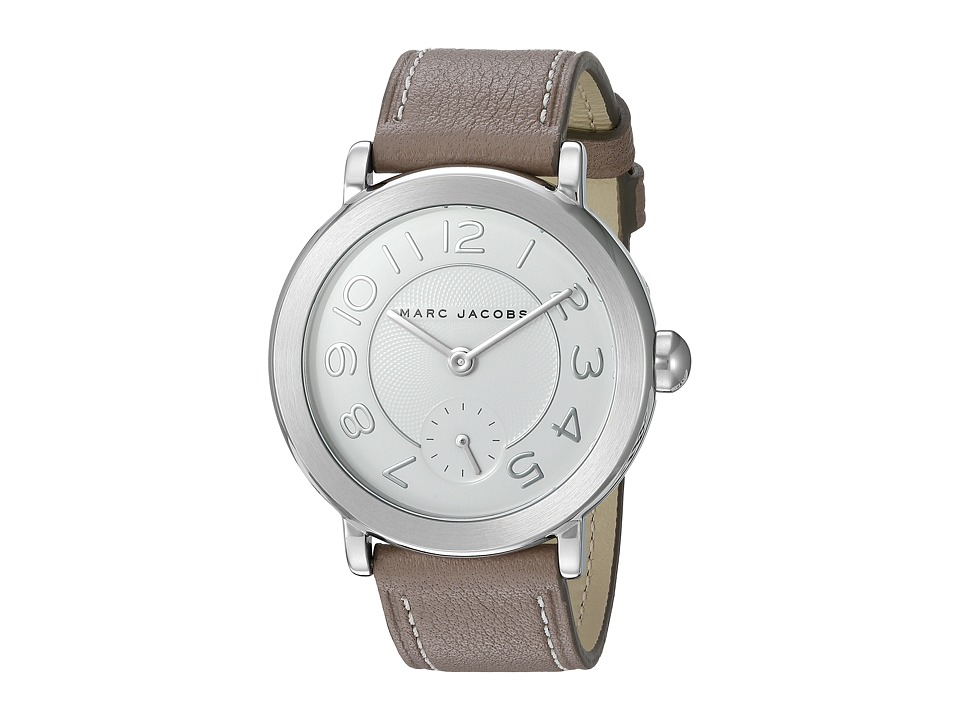 Marc Jacobs - Riley - MJ1468 (Cement/Stainless Steel) Watches