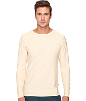 Publish - Kamari - Heathered Terry Long Sleeve with Overlock Stitching Throughout