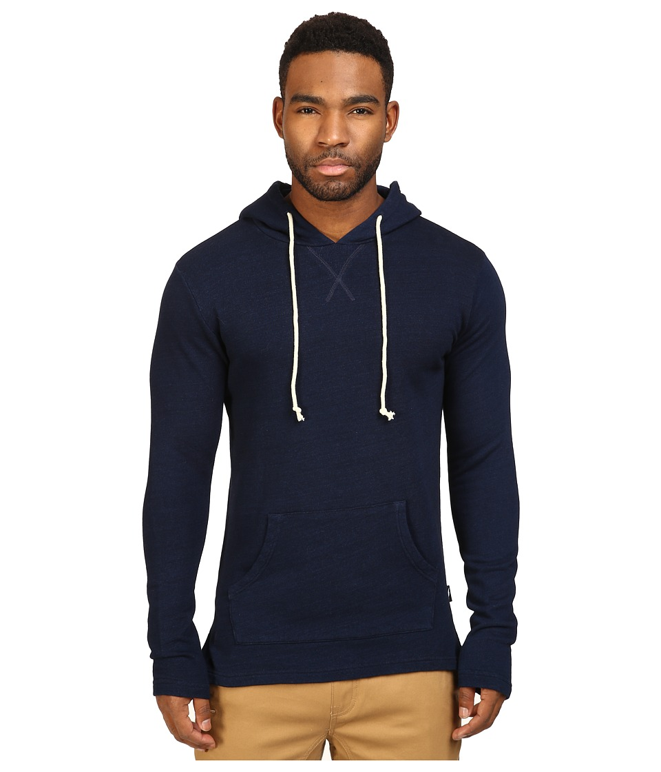 Publish - Index - Palo Knit Hoodie (Dark Indigo) Men