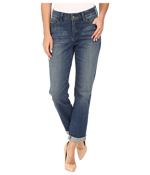 NYDJ Jessica Relaxed Boyfriend Jeans in Montpellier Wash