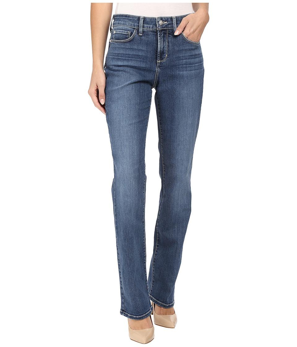 NYDJ - Marilyn Straight Jeans in Heyburn Wash (Heyburn Wash) Womens Jeans