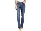 NYDJ Marilyn Straight Jeans in Heyburn Wash