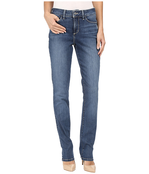 NYDJ Samantha Slim Jeans in Heyburn Wash - Heyburn Wash