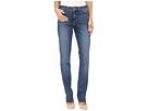 Samantha Slim Jeans in Heyburn Wash