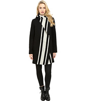 Vince Camuto - Cascading Wool Coat L8271