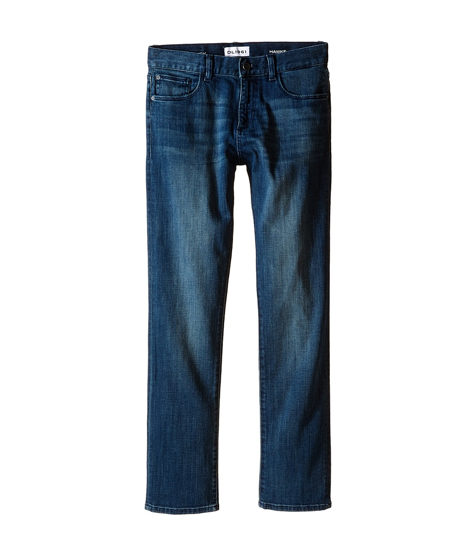 DL1961 Kids - Hawke Skinny Jeans in Scabbard (Big Kids) (...