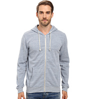 Threads 4 Thought - Triblend Zip Front Hoodie