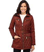 Vince Camuto - Belted Quilted Jacket L8101