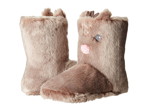 P.J. Salvage Furry Friends Slipper Boot - Coco Reindeer