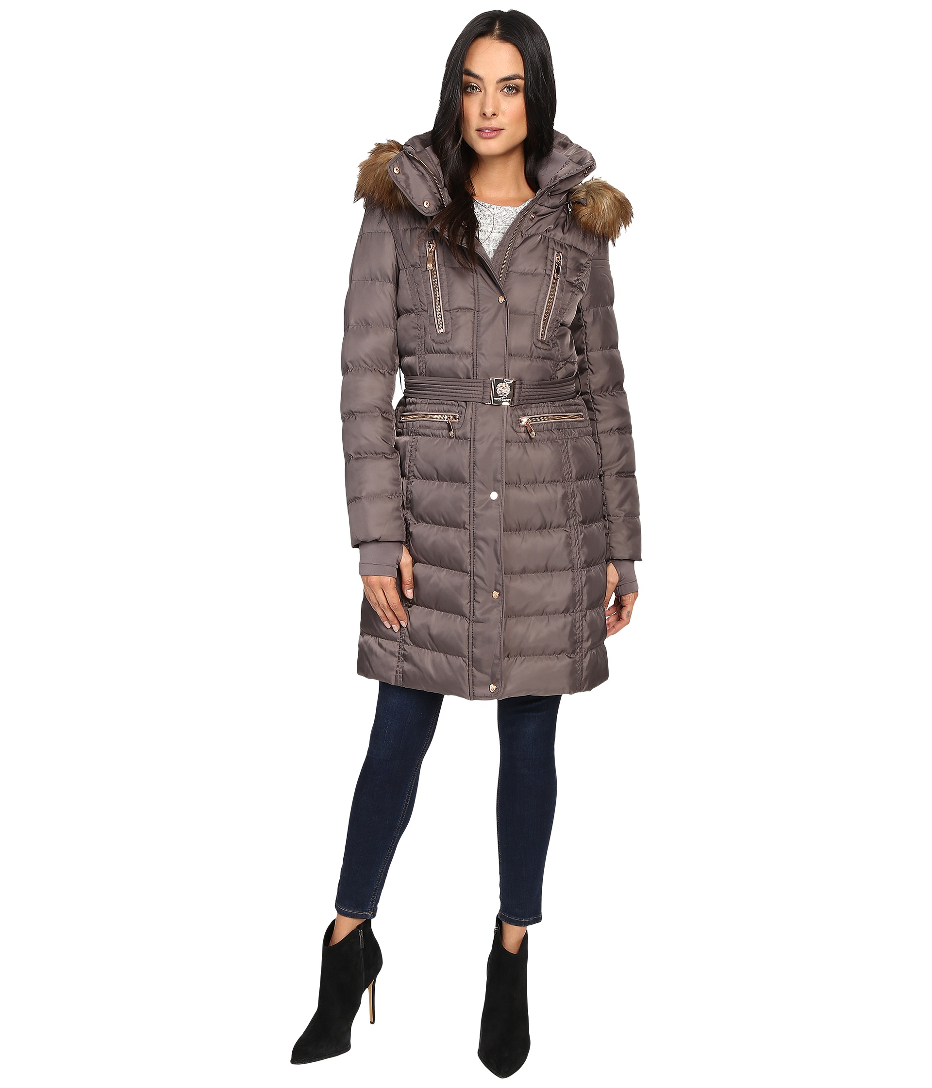 Wool Coat | Shipped Free at Zappos