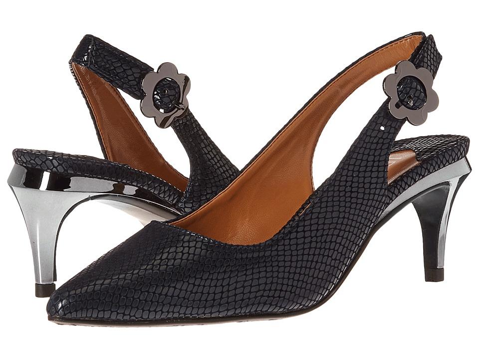 J. Renee Pearla (Navy 1) High Heels