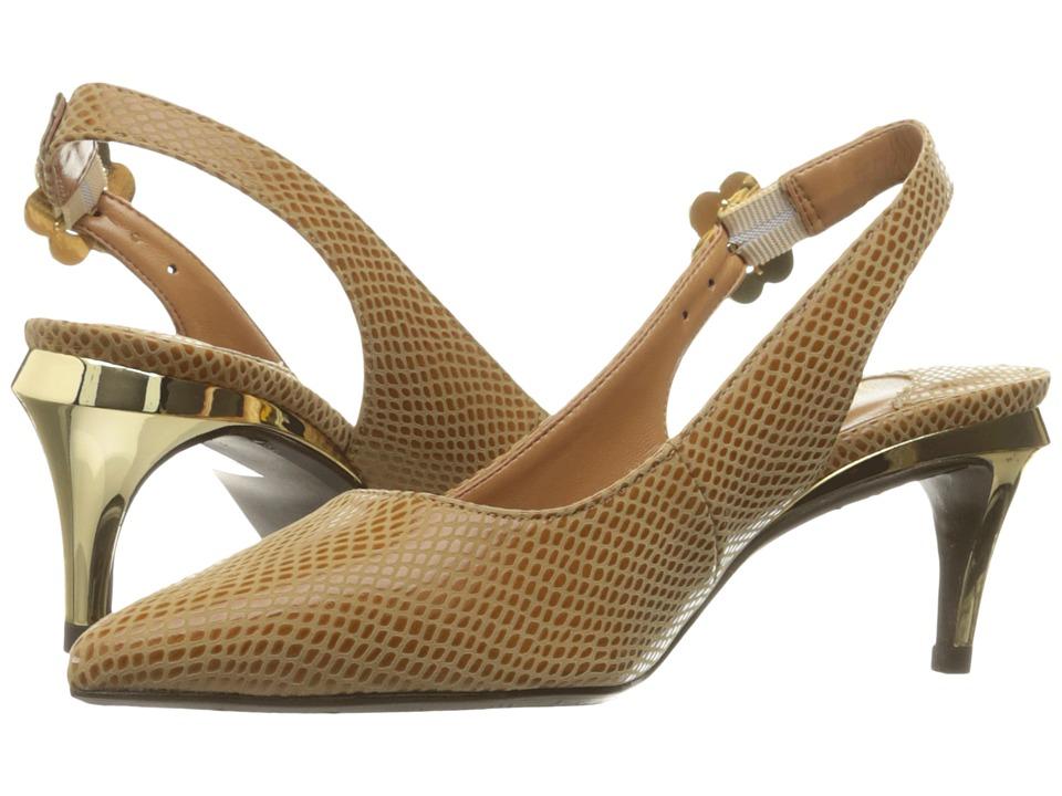 J. Renee Pearla (Cuoio) High Heels