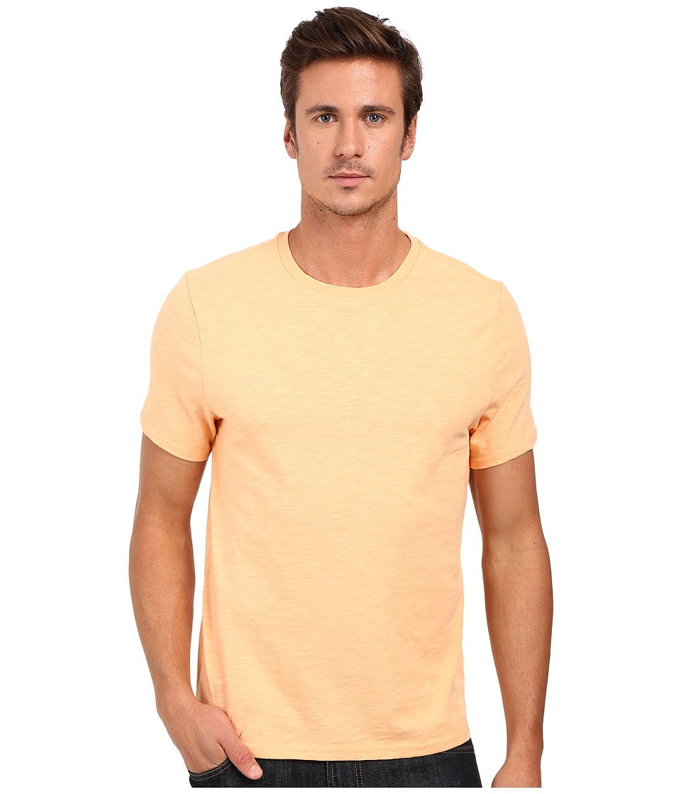 Threads 4 Thought Banks Slub Cotton Crew Tee Melon Mens T Shirt