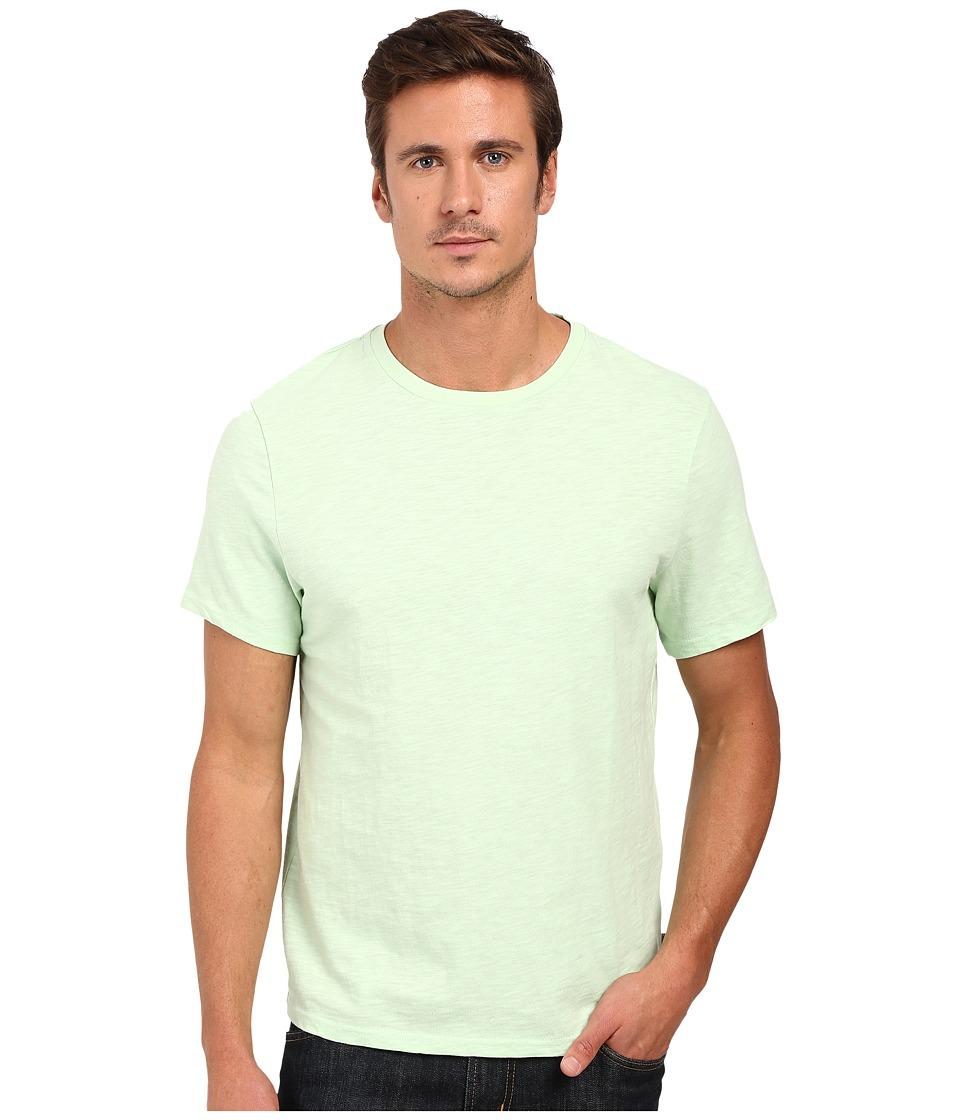Threads 4 Thought Banks Slub Cotton Crew Tee Seafoam Green Mens T Shirt