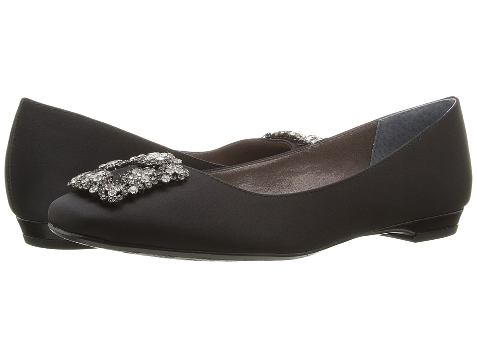 Edwardian Shoes & Boots | Titanic Shoes J. Renee - Dewport Black Womens Shoes $99.95 AT vintagedancer.com