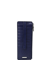 Lodis Accessories - Stephanie RFID Under Lock & Key Credit Card Case w/ Zipper Pocket