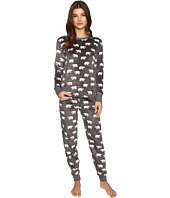 P.J. Salvage - Polar Bear Fleece PJ Set