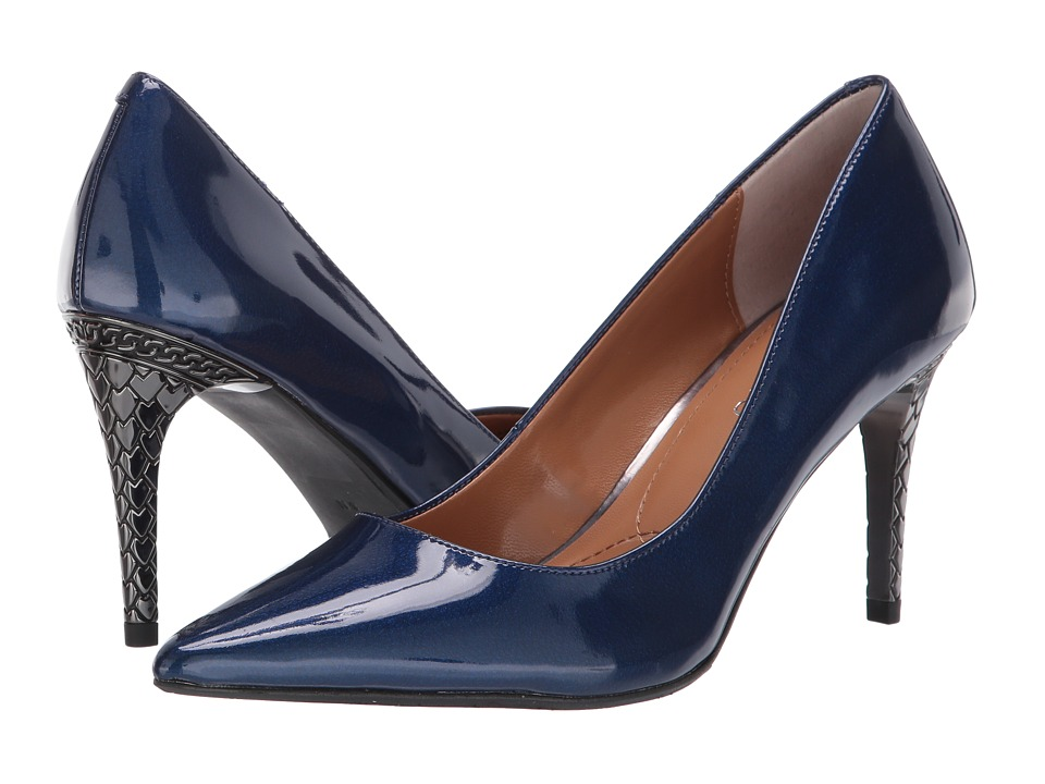 J. Renee Maressa (Navy) Women's Shoes