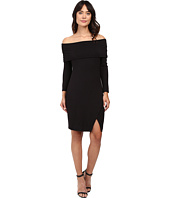 Michael Stars - Off the Shoulder Cross Front Dress