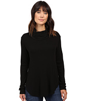 Michael Stars - Thermal Long Sleeve Cowl Neck Top