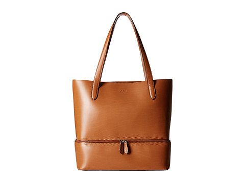 Lodis Accessories Audrey Amil Commuter Tote - Toffee