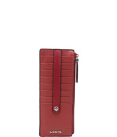 Lodis Accessories - Kate Credit Card Case with Zipper Pocket