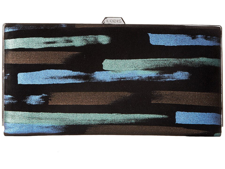 Lodis Accessories - Granada Quinn Clutch Wallet (Multi) Wallet Handbags