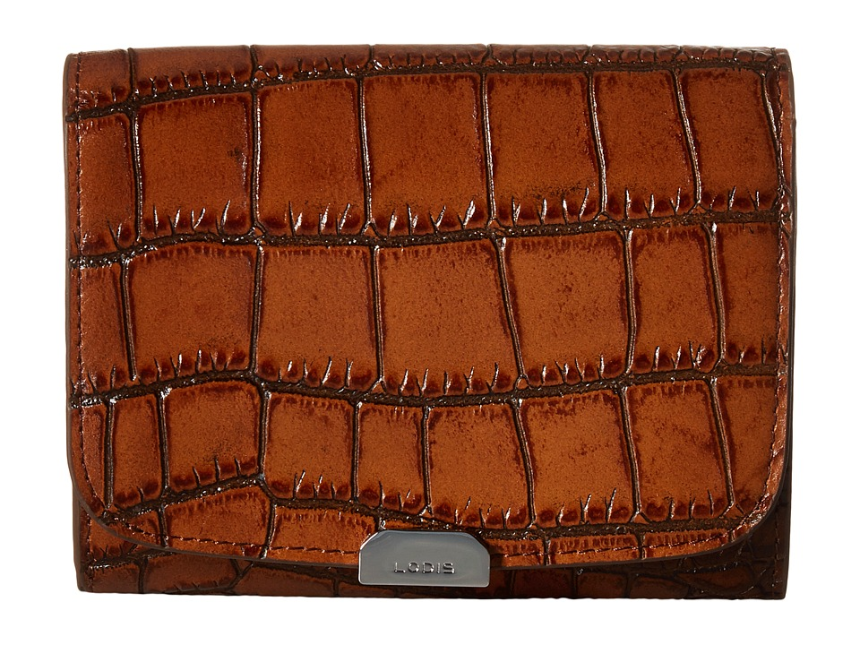 Lodis Accessories - Amy Sasha French Purse (Maple) Wallet Handbags