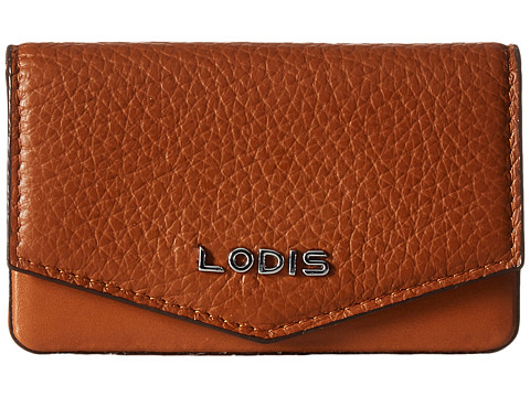 Lodis Accessories Kate Maya Card Case - Toffee
