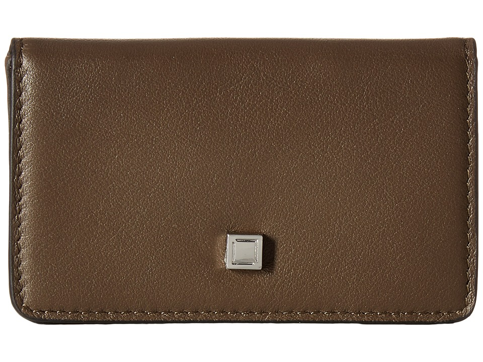 Lodis Accessories - Amy Mini Card Case (Olive) Credit card Wallet
