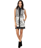 Michael Stars - Double-Faced Flannel Plaid Reversible Vest