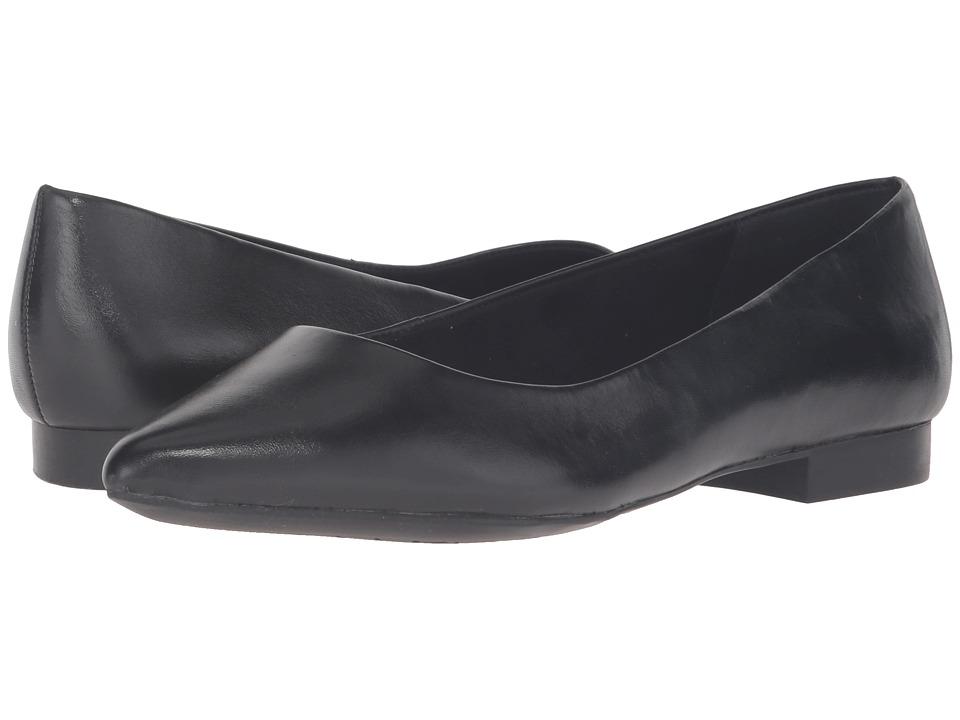 Bella-Vita Vivien (Black) Flats