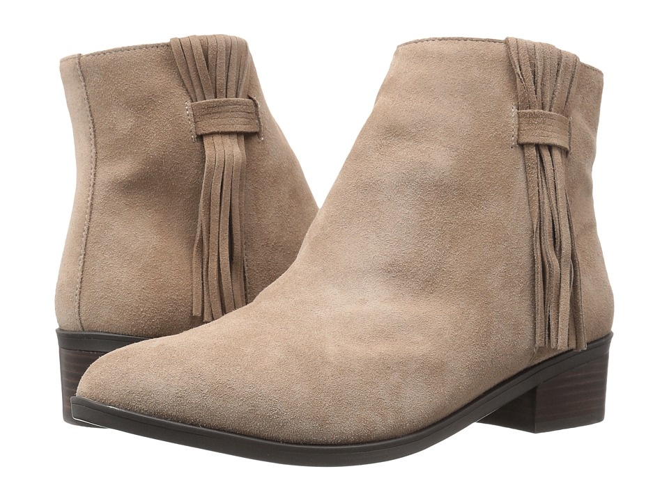 Bella-Vita - Fern (Almond Suede Leather) Women's Pull-on Boots