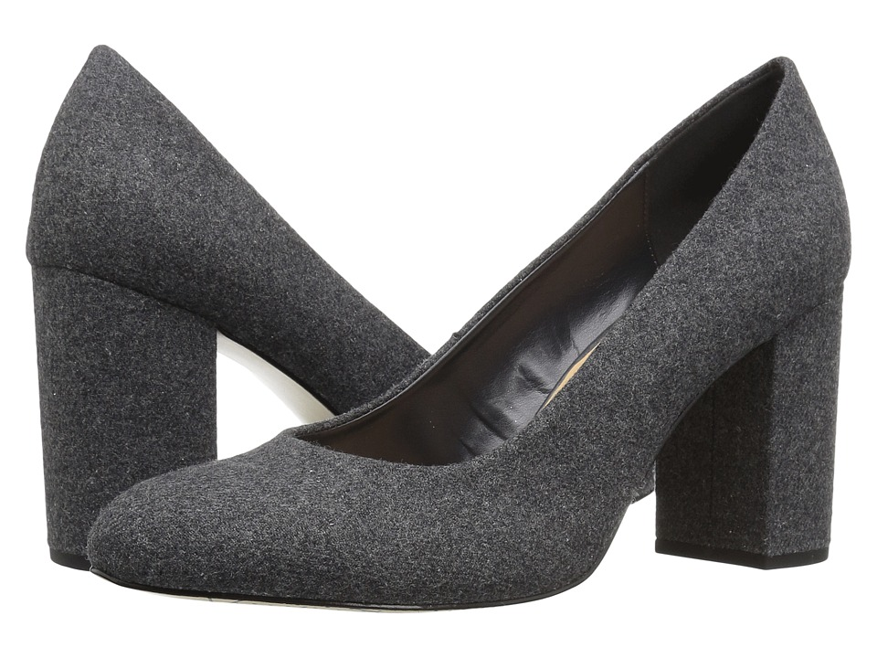 Bella-Vita Nara (Grey Flannel) High Heels