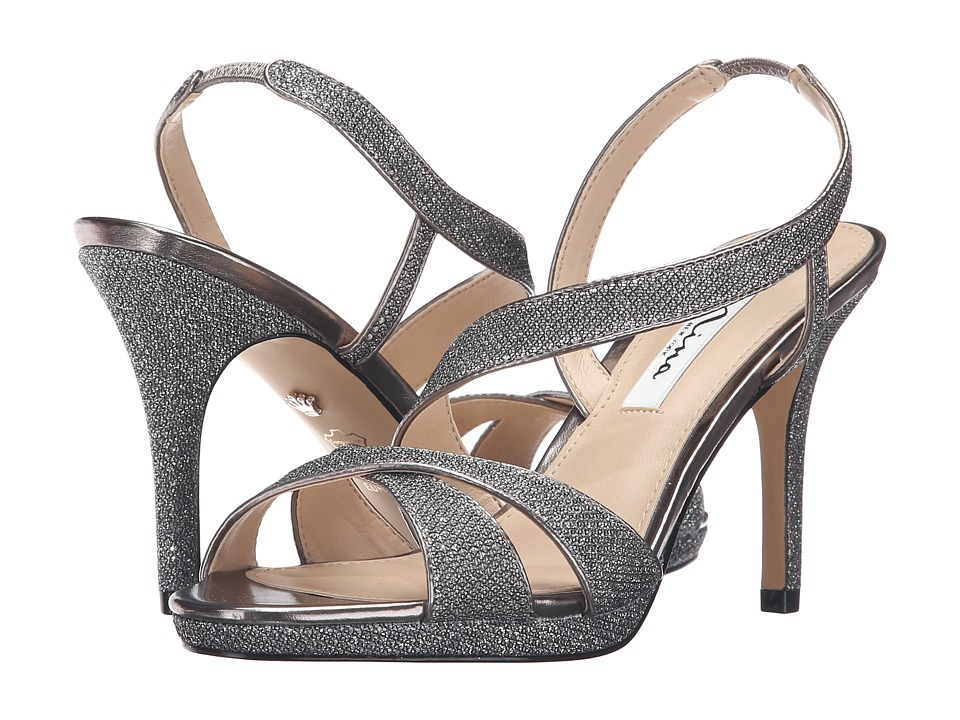 Nina - Brilyn (Charcoal) High Heels