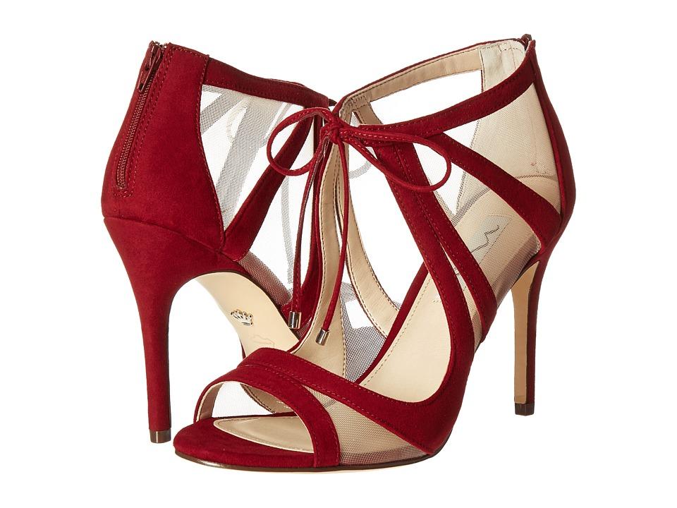 Nina Cherie (Cranberry) High Heels